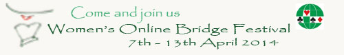 Womens Online Bridge Festival